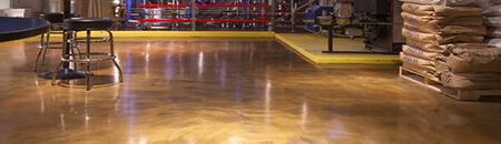 Decorative Commercial Flooring