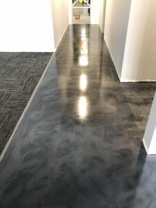 Commercial Decorative Concrete Floors Des Moines