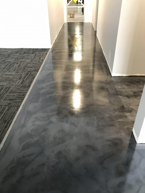 Types Of Commercial Floor Coatings For Your Existing Concrete