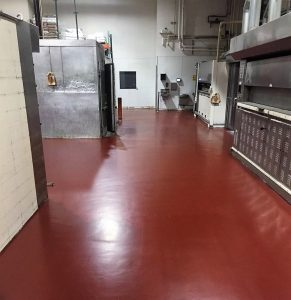 Bakery Floor