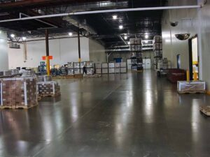 Industrial Concrete Floor Coatings Fargo