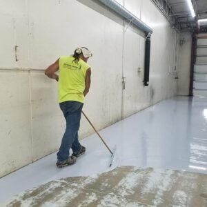 Coating Concrete Floor