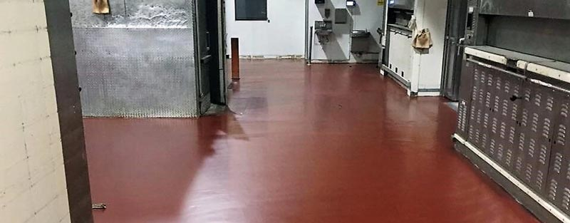 Advantage Coating Bakery Floor