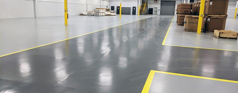 Commercial Concrete Flooring Wisconsin