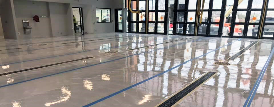 Industrial Concrete Floor Coatings North Dakota