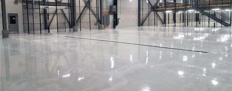 Commercial Concrete Polishing North Dakota