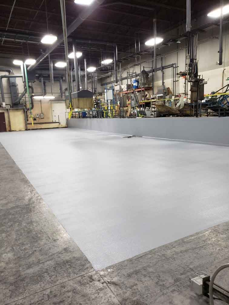 Commercial Concrete Coatings Minnesota