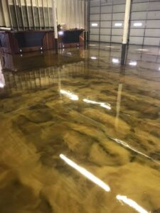 Commercial Floor Coatings Iowa