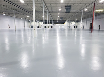 Commercial Concrete Floor Coatings Minneapolis