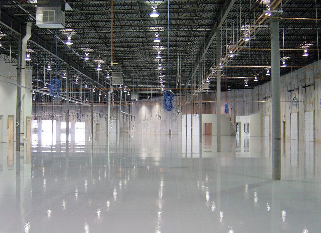 Wisconsin Commercial Floor Coatings