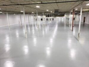 St Cloud, MN, Industrial Concrete Flooring