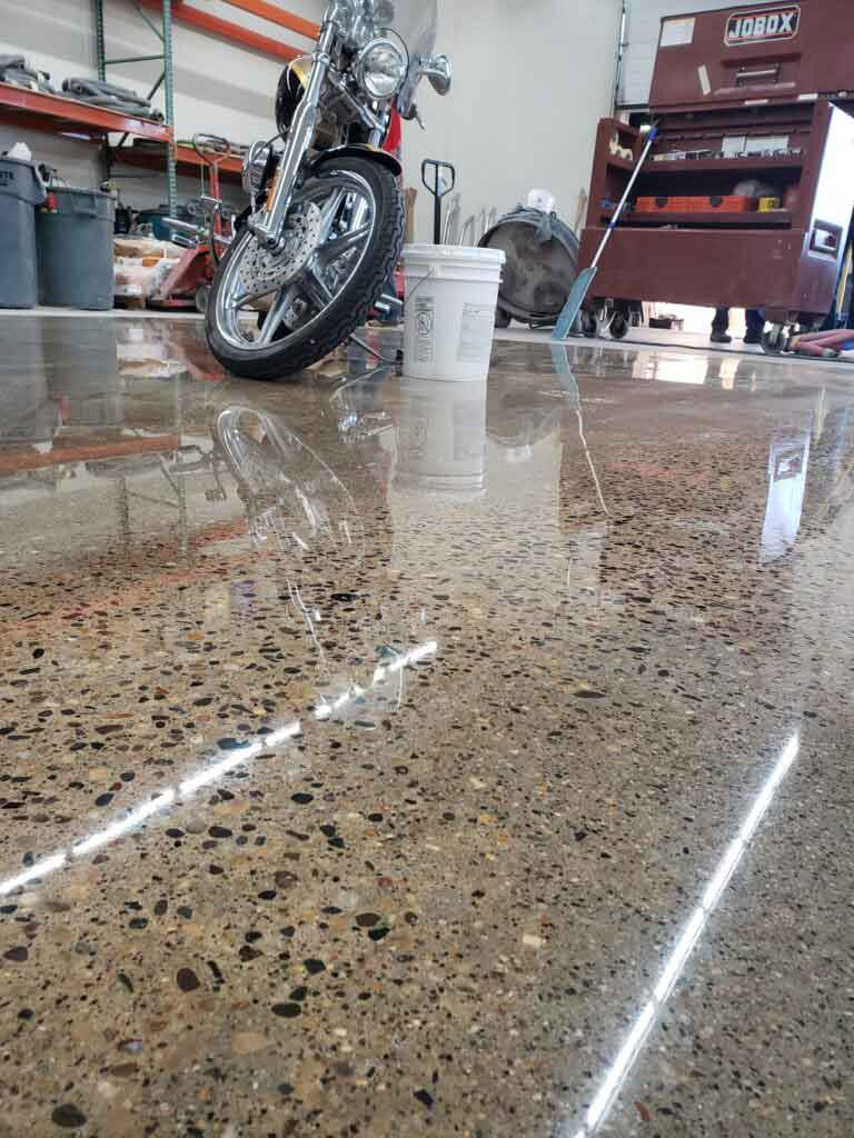 Commercial Floor Coatings Rochester