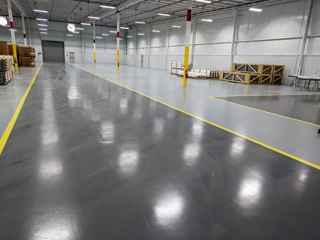 gsi manufacturing floor