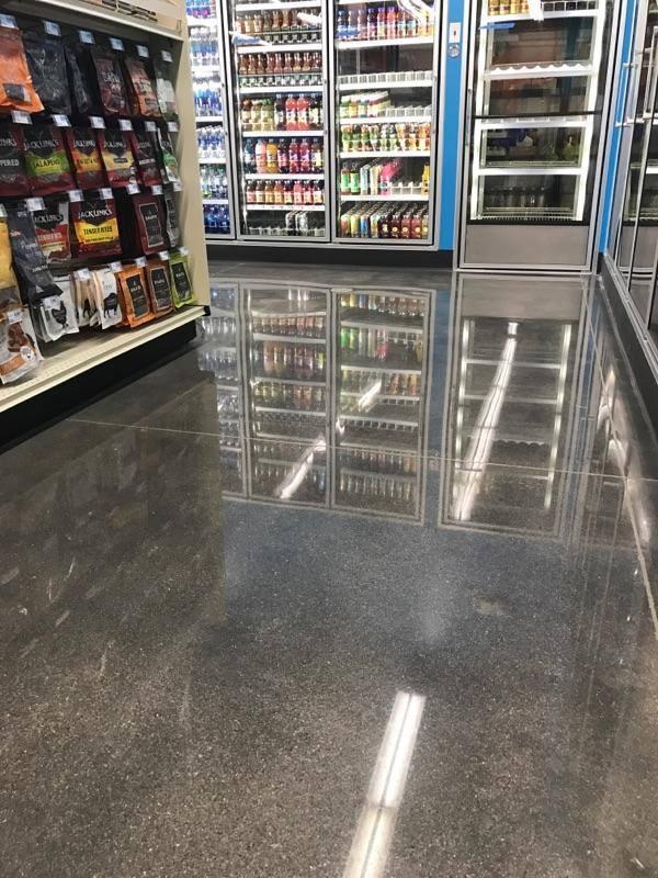 hy vee c store floor2