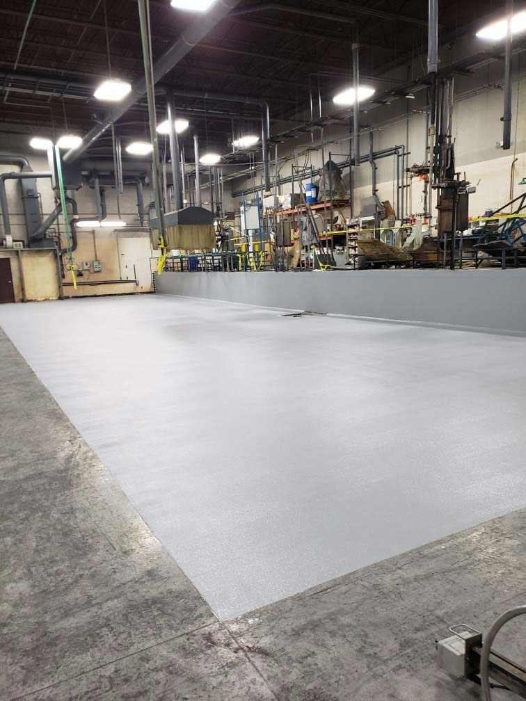 industrial concrete floor coatings st paul