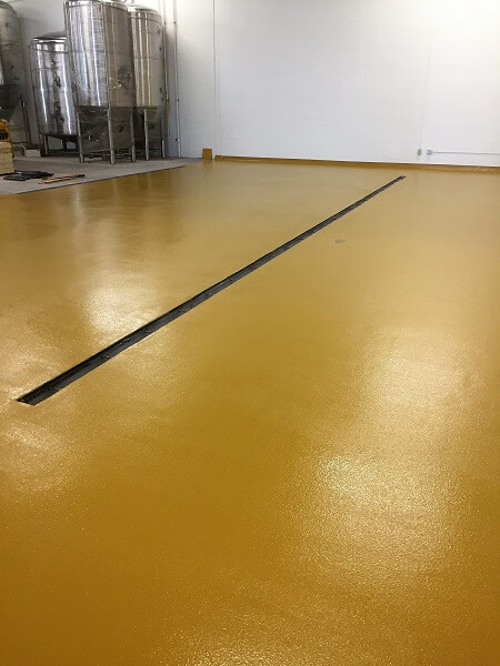 Brewery Flooring