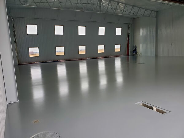 TruAir Hangar Flooring