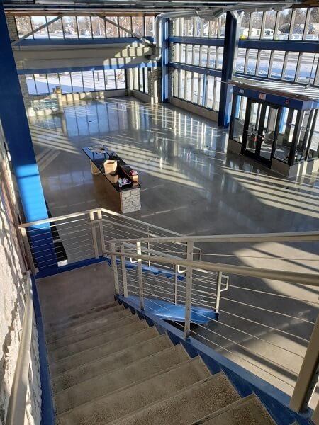 Polaris Floor Polishing